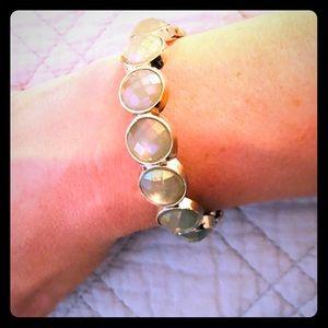 Sea Green Bangle Bracelet